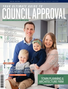 council approval magazine